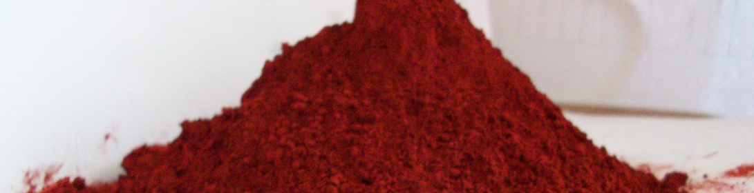 Minerals And Metal Gt Red Iron Oxide Gt Specification